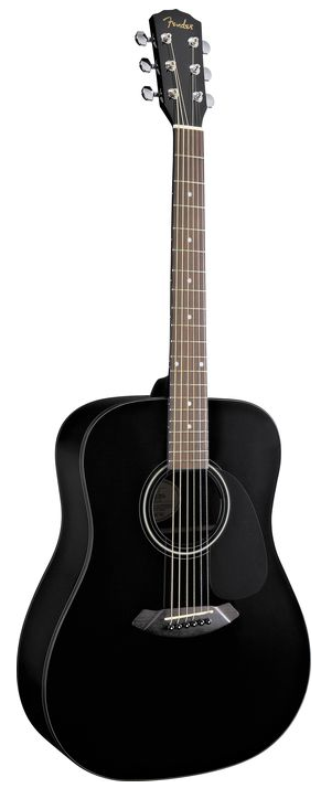 Win a Black Fender Acoustic Guitar Autographed by Greg Kihn