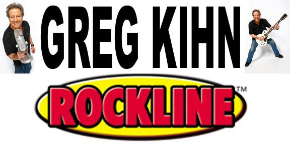 Greg Kihn Appearance:  ROCKLINE June 27th