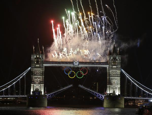 Opening Ceremonies of the London Olympics