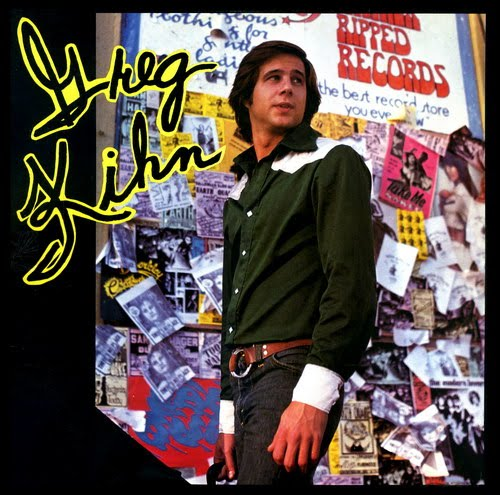 Greg Kihn Debut Album Re-Released on Apple iTunes