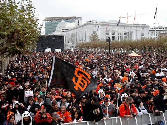 One Million People Expected in San Francisco Today!