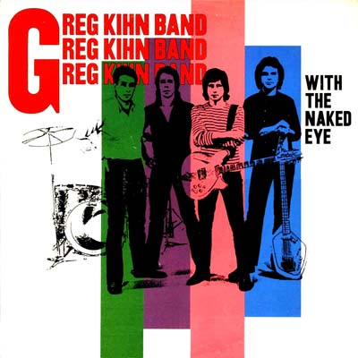 Greg Kihn Band With The Naked Eye