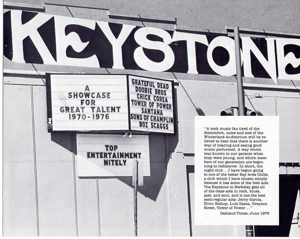 Keystone Berkeley