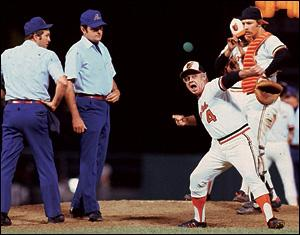 Earl Weaver has died