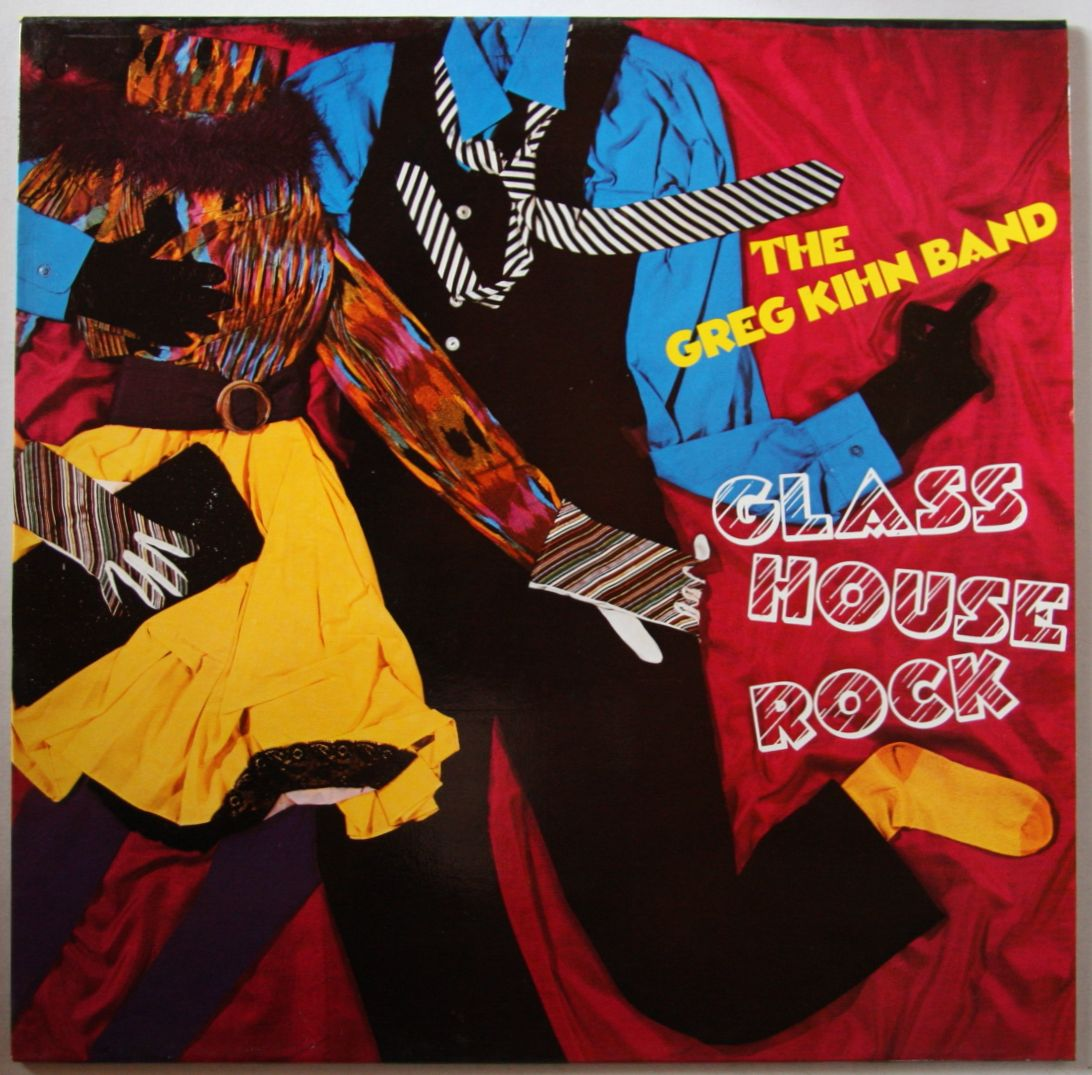 Greg Kihn Band Glass House Rock