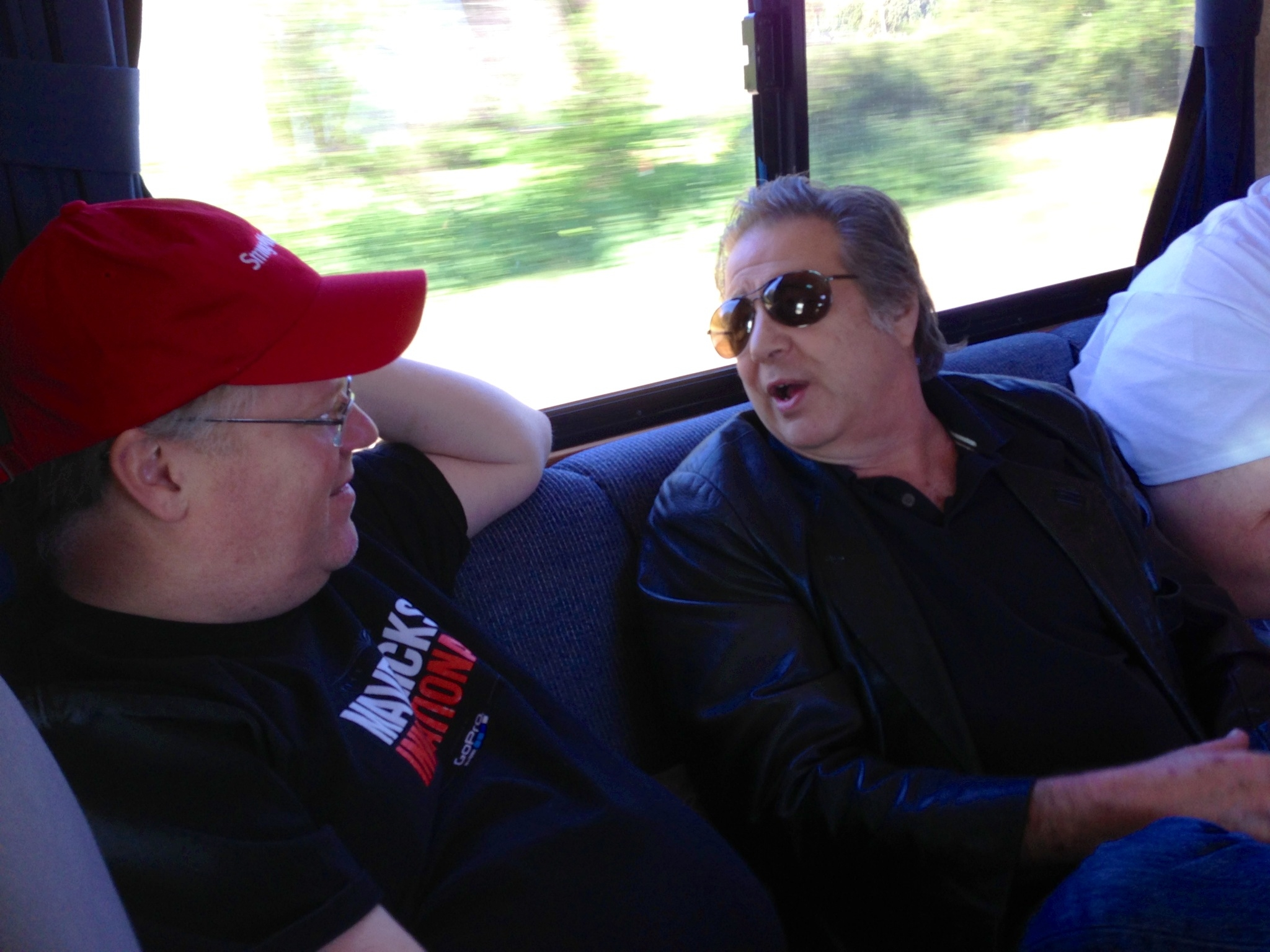 Robert Scoble and Greg Kihn