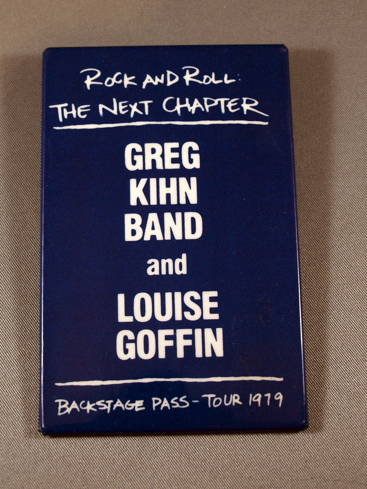 Greg Kihn Returns to Nashville Tuesday, The Last Time I played Nashville…
