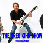 Ep. 40 The Greg Kihn Show – In The Studio Working on a New Greg Kihn Album