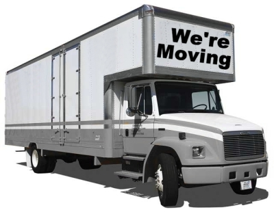 Where Have I been? We've been moving!