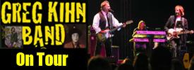 Greg Kihn Band Opens 2014 Tour Season in Santa Cruz on March 1st