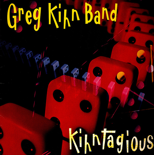 Greg Kihn Band Releases KIHNTAGIOUS on Apple iTunes