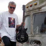 Kihngratulations Wayne You Won the Autographed Greg Kihn Band Guitar!