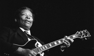 The thrill Is Gone, Baby. RIP B.B. King