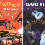 GREG KIHN NOVELS ALL DIGITIZED with NEW ARTWORK