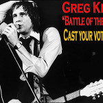 "Greg Kihn's ""Battle of the Bands"" – Round 1 Results and Round 2 Match Ups"