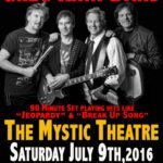 Greg Kihn Band @ Mystic Theatre July 9th…PERFORMING NEW MATERIAL?
