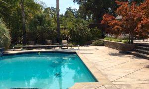 Hanging Poolside at Casa de Kihn