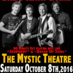 Greg Kihn Band Show at The Mystic Theatre