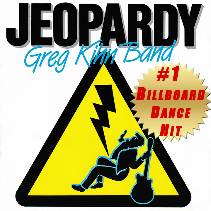 Greg Kihn Band The Jeopardy EP