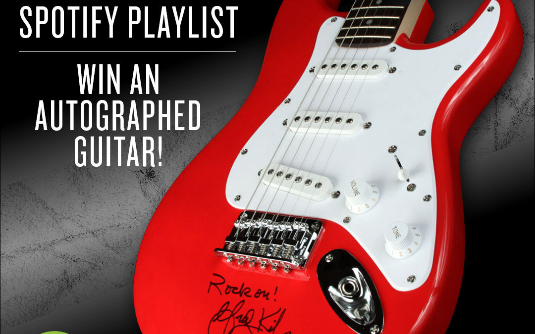 Create the Definitive GREG KIHN Spotify Playlist and Win!