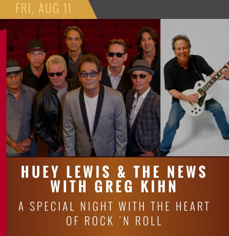 Diary Of A Rock and Roll Band, The Greg Kihn Band played in San Jose
