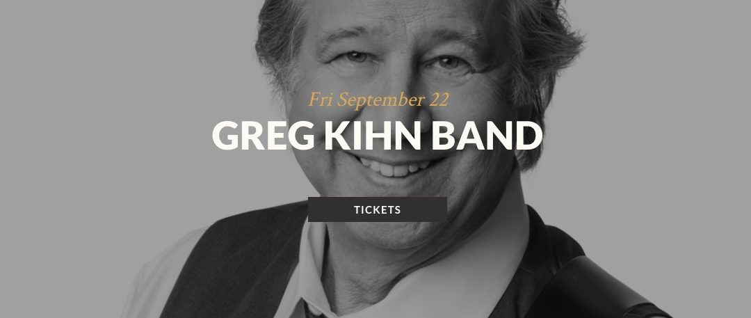 Diary Of A Rock and Roll Band – The Greg Kihn Band Returns to Berkeley!