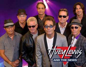 Diary Of A Rock and Roll Band, Gig with Huey Lewis and the News